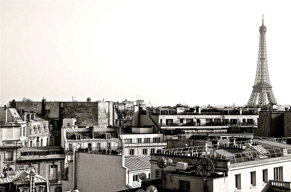 Dreaming Of Paris... by Ainsley Kellar Creations