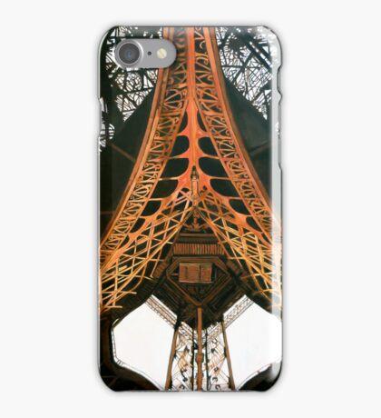 La Dame De Fer iPhone Case/Skin