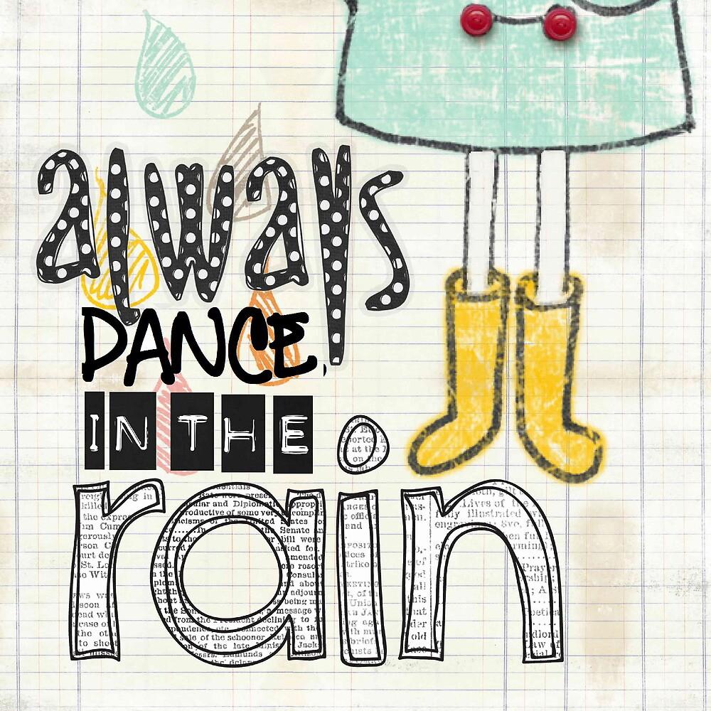 dance in the rain by sketchbook39