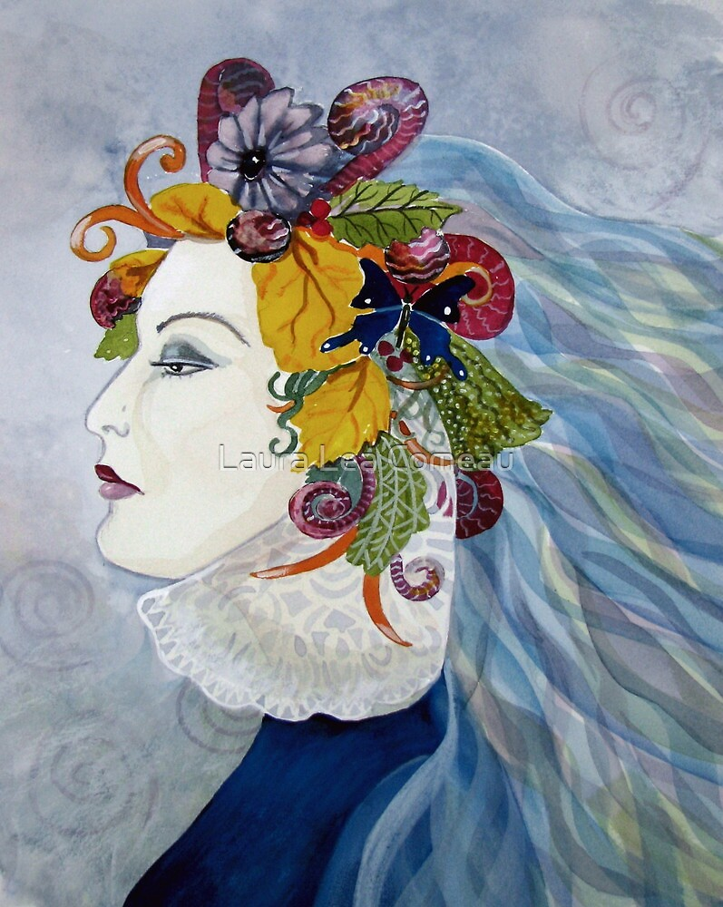 Butterfly Bride by Laura Lea Comeau