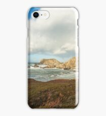 Port, Glencolmcille iPhone Case/Skin