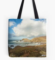 Port, Glencolmcille Tote Bag