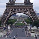 EIFFEL TOWER by gracestout2007