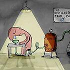 the distilled tear company by Loui  Jover