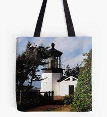 CAPE MEARS LIGHT HOUSE Tote Bag