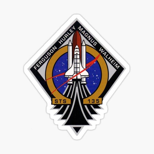 Patch de mission STS-135 Sticker