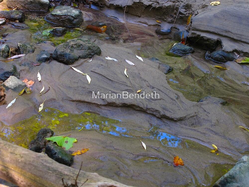 Sandy spot by MarianBendeth