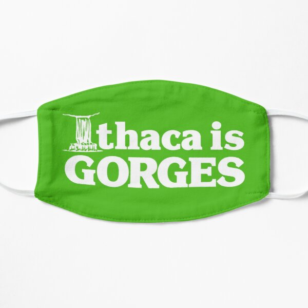 Ithaca is Gorges (classic) Mask