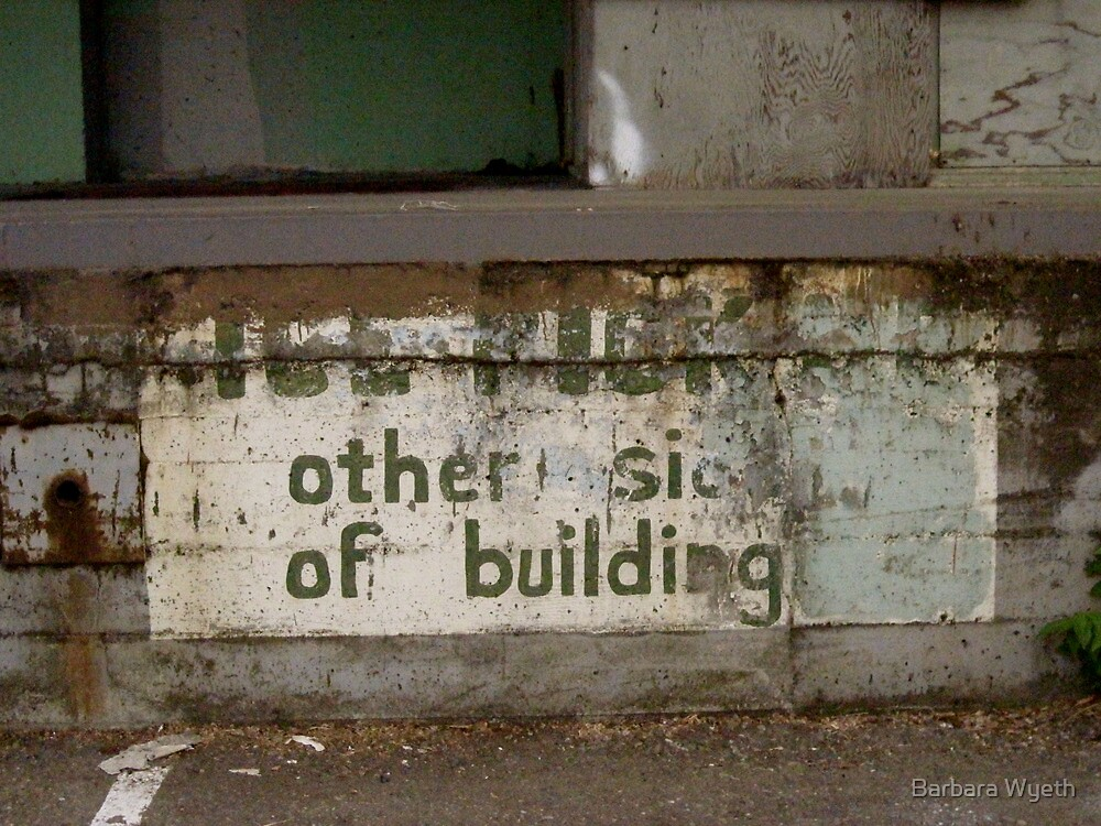 Other Side by Barbara Wyeth