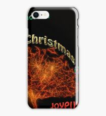 Merry Christmas in six different languages iPhone Case/Skin