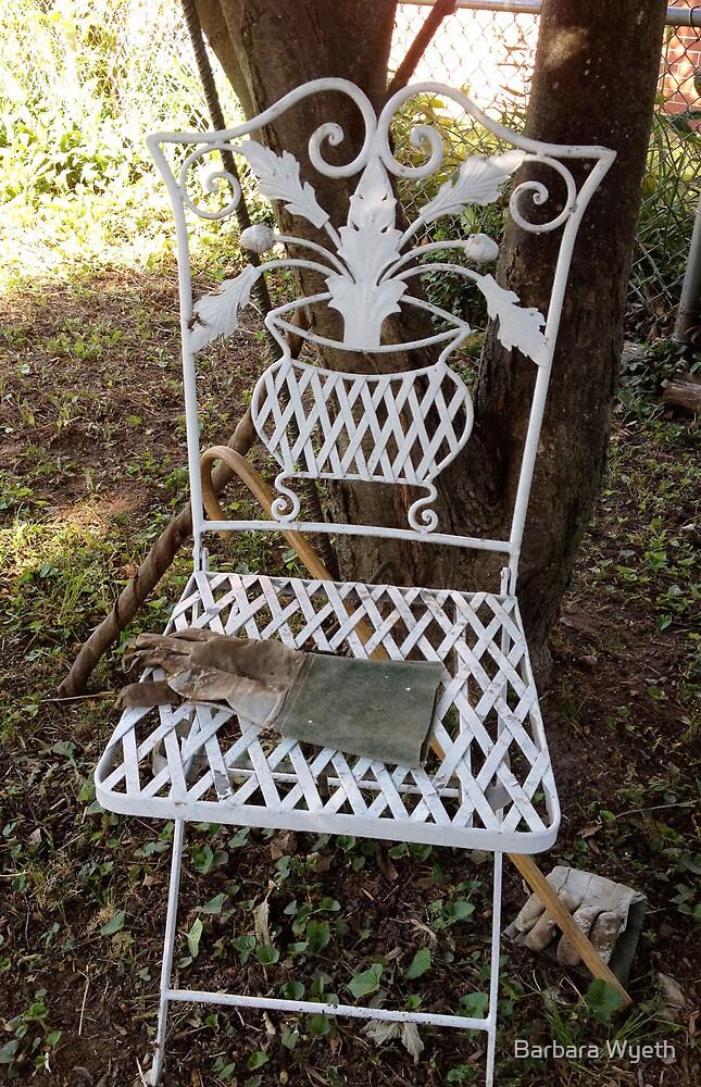 Peggy's Chair by Barbara Wyeth