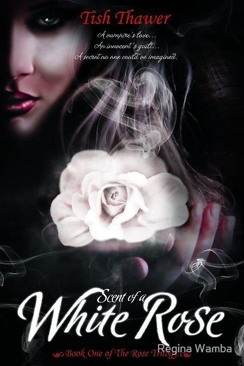 White Rose by Regina Wamba