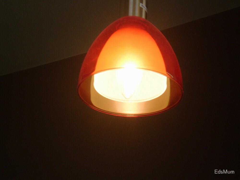 Orange Light- Cafe by EdsMum