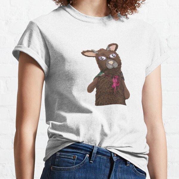 Wump Mucket Puppets Jacqui the Jackalope merchandise Classic T-Shirt