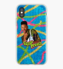 FRESH PRINCE iPhone-Hülle & Cover
