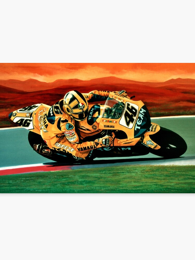 d436bdf65 Valentino Rossi The Doctor painting