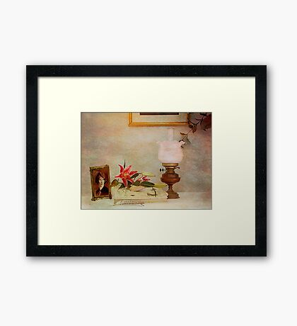 Memories ! Framed Print