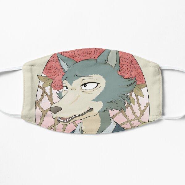 Gentle Wolf Mask