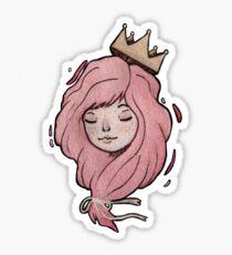 Little Crown Sticker
