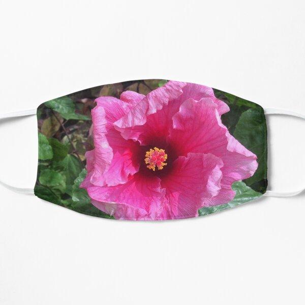 Pink Hibiscus Mask