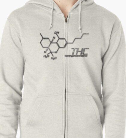 THC Molecule - Smoke T-Shirt