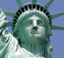 Statue of Liberty Park Sticker
