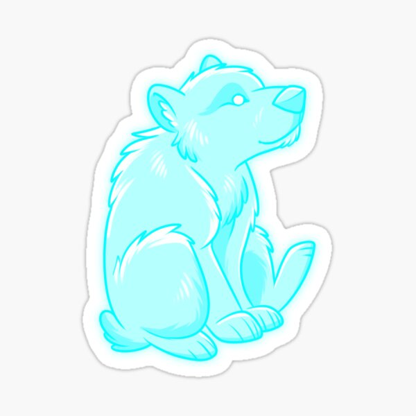 Spirit Bear Sticker