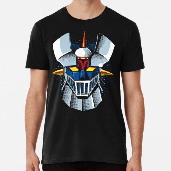 Mazinger Z Camiseta premium