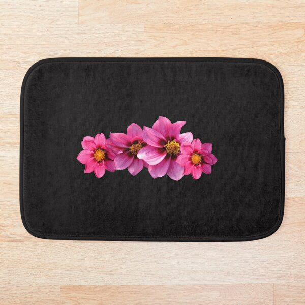 Red Roses with Love Bath Mat
