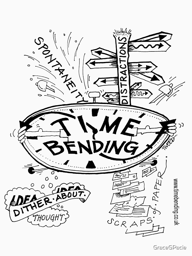 Timebending by GraceGPacie