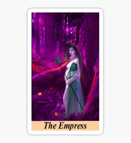 The Empress Sticker