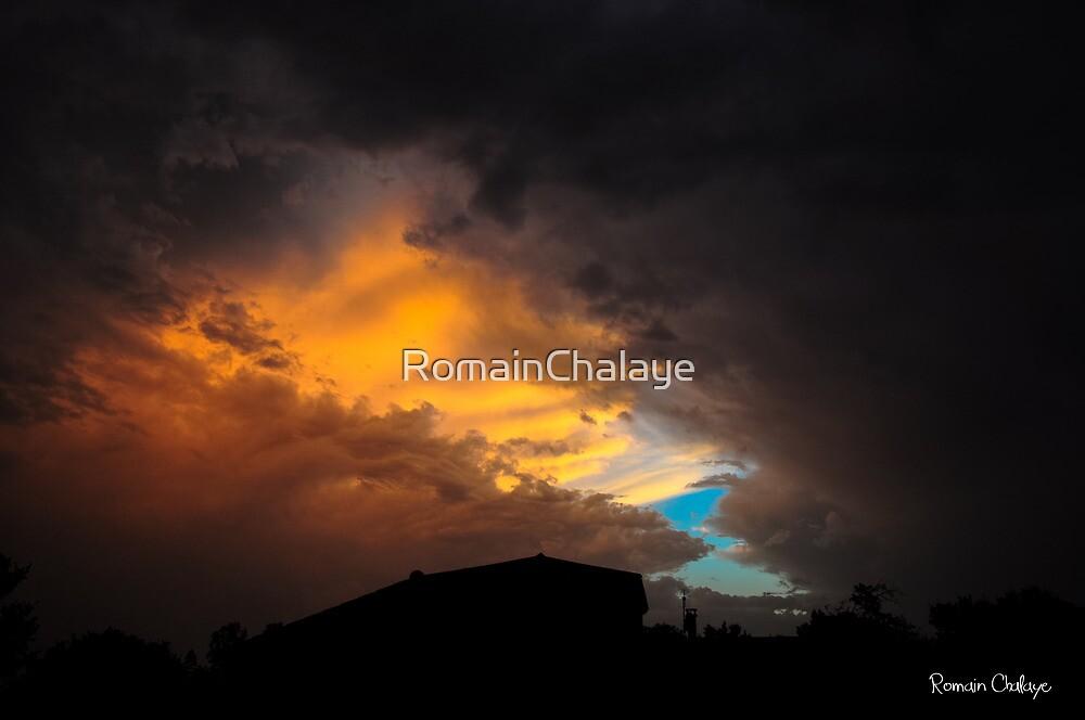 Sky upset by RomainChalaye