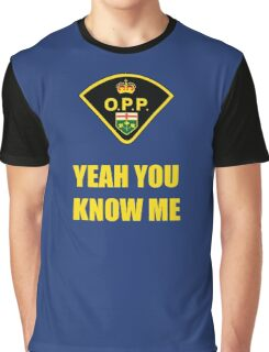 You down with OPP? Graphic T-Shirt
