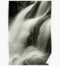 Streaming Waterfall Poster