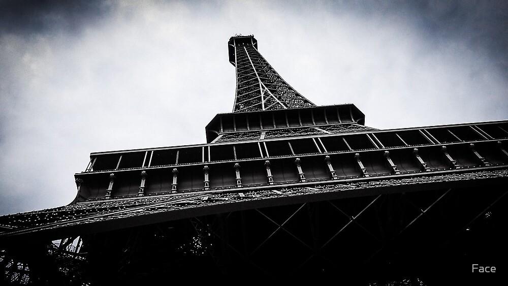 Eifel Tower by Face