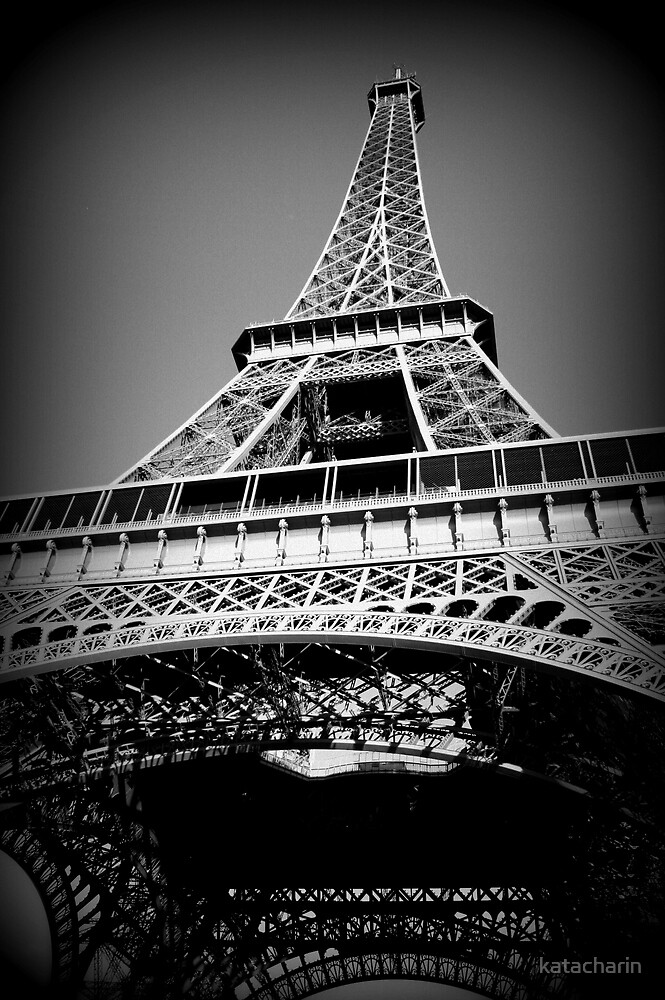Eiffel by katacharin