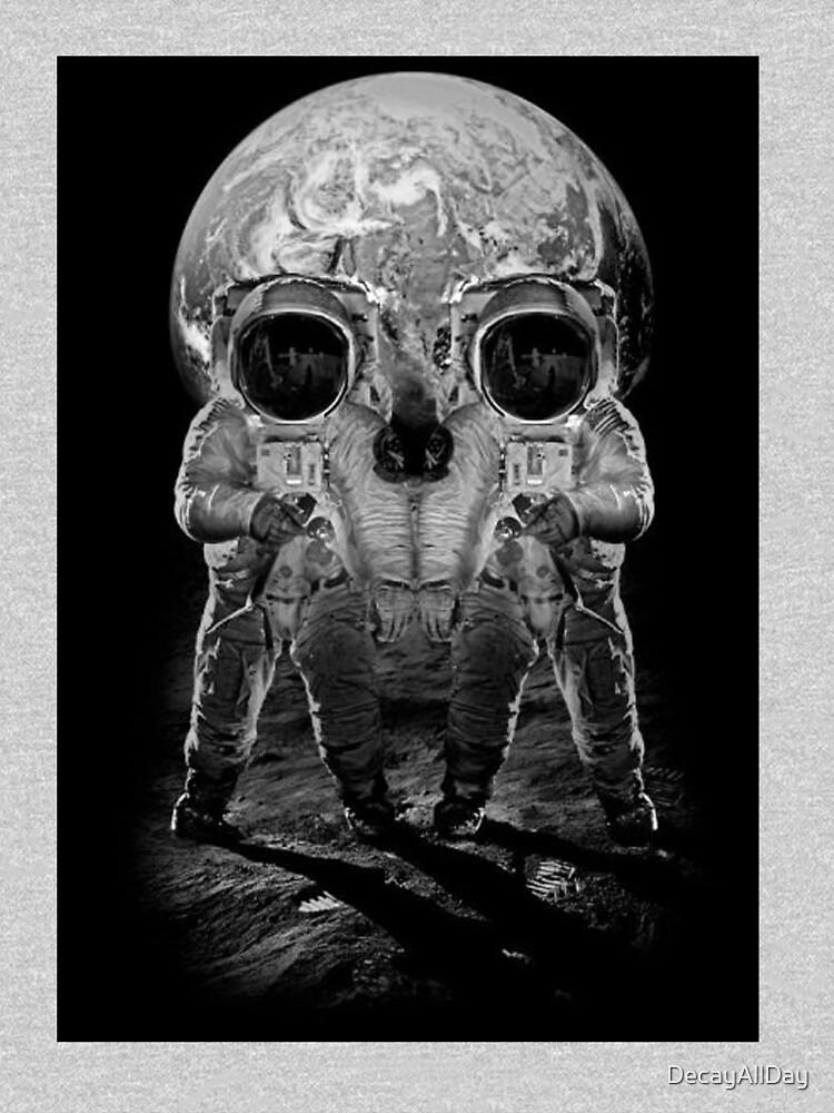 Astronaut Skull | Unisex T-Shirt