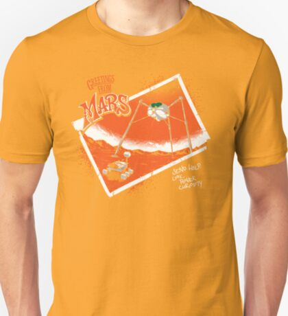 Greetings From Mars T-Shirt