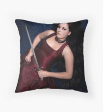 """""""Claire"""" Throw Pillow"""
