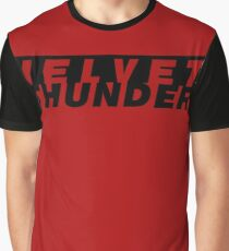 CODENAME: VELVET THUNDER Graphic T-Shirt