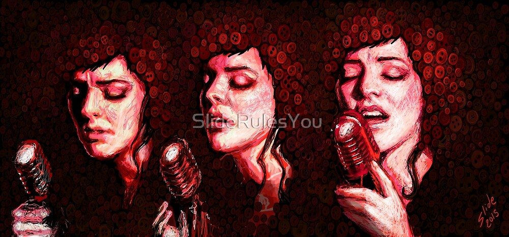 Gabby Young by SlideRulesYou