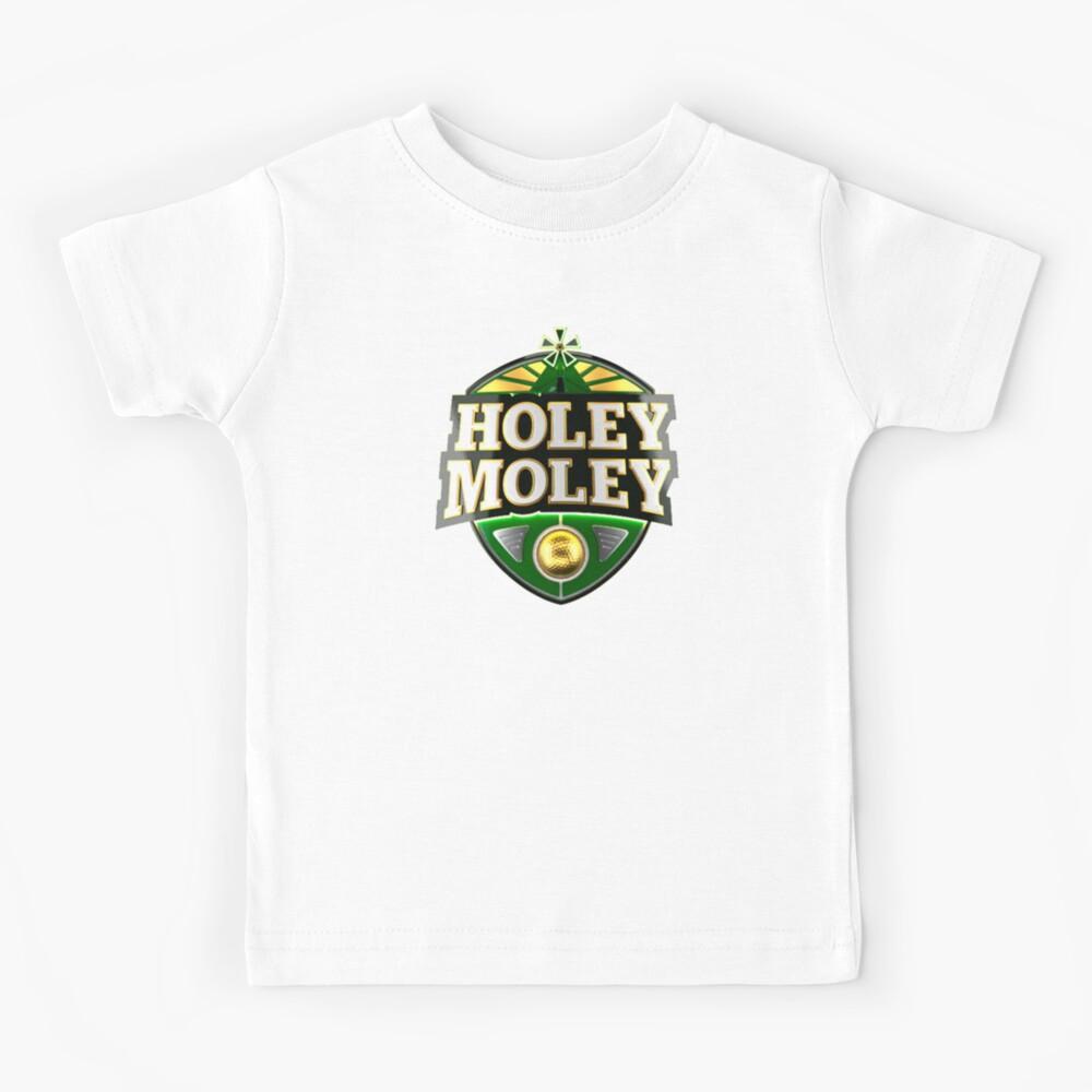 Holey Moley Golf Kids T-Shirt