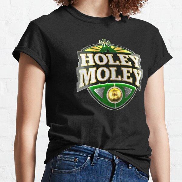 Holey Moley Golf Camiseta clásica