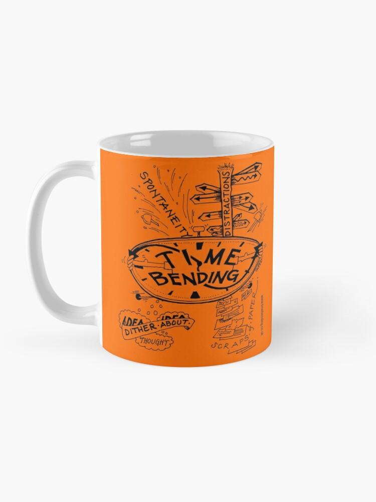 Alternate view of Timebending Mug