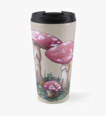 Magic Mushroom Travel Mug