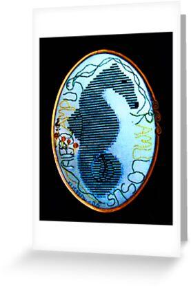 Hippocampus Ramulosus by ArtOfE
