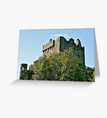 Blarney Castle, County Cork, Ireland Greeting Card