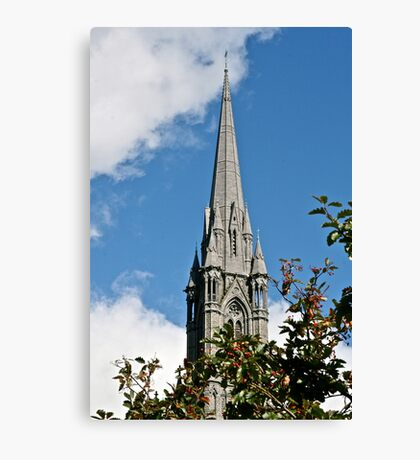 St. Coleman's Cathedral, County Cork, Ireland Canvas Print