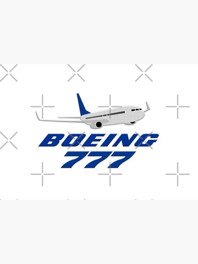 Boeing 777 by Joel-Designs