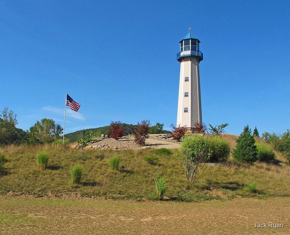 Pennsylvania's Newest Lighthouse by Jack Ryan